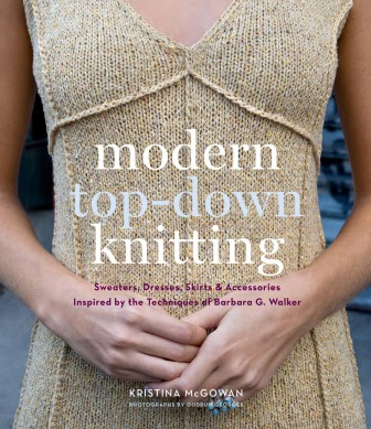 the happy honeybee: modern top-down knitting: q & a + giveaway!