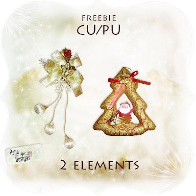 CU freebie for you ... 2 Elements by Rena Prev+cu+free