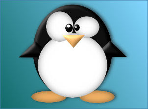 crazy pinguin