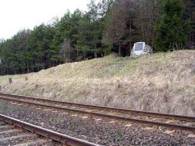 emboscada tren hitler