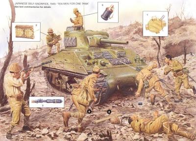 antitanque japones