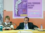 """Ultima  presentación 16/05  en la  """"26 Feria Provincial del libro"""""""