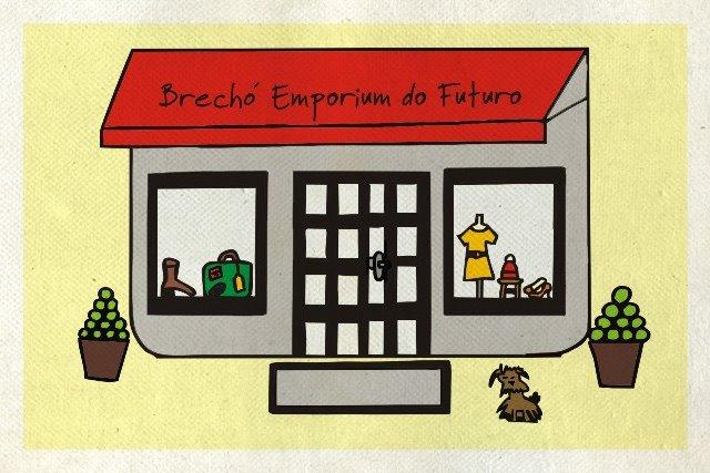 Brechó Emporium do Futuro