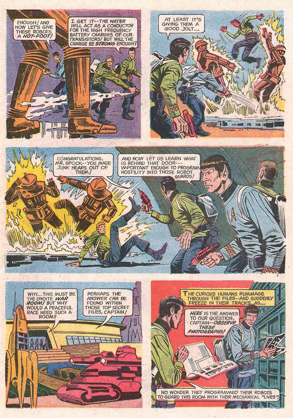 Star Trek (1967) Issue #5 #5 - English 12