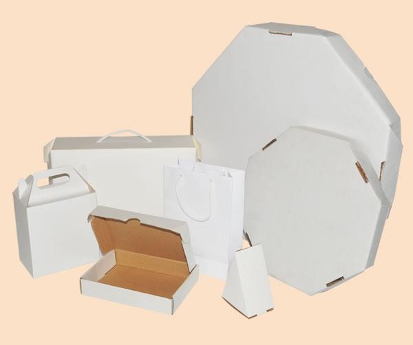 Caixas em papel duplex e triplex