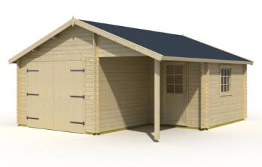 Shed Hunting Eastern Oregon Wooden Garage No Planning