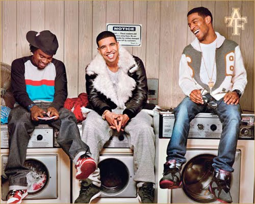 Wale x drake x kid cudi gangsta killers kloud 9 should go to the real gangsta killers such as mos def kanye west talib kweli or common but meet the future generation wale drake and kid cudi who m4hsunfo