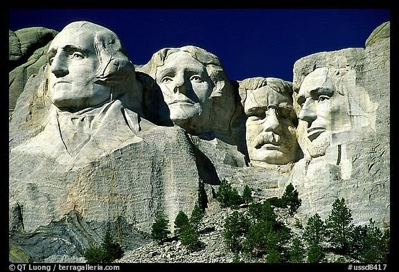 Interesting facts interesting facts about u s presidents for Interesting facts about mount rushmore