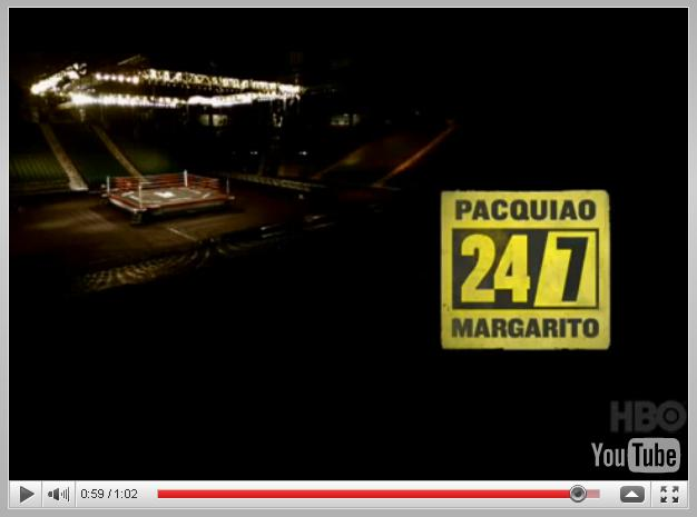 Pinoy Live Pacquiao Margarito Hbo Episode