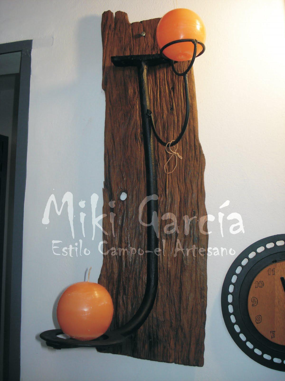 Estilo campo el artesano candelabros y crucifijos - Fotos de vinotecas ...