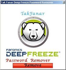 cara hack deep freeze 7