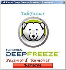 cara hack deep freeze 7