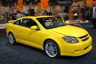 2008 Chevy Cobalt SS-1