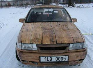 Wooden Opel-1