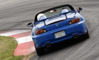 2008 Honda S2000 CR 3