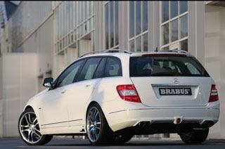 2008 Brabus Mercedes-Benz C-Class-2