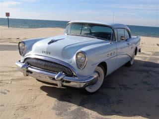 1954 Buick Century Riviera Model 66R