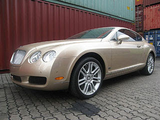 Bentley Continental -2