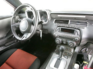 2009 Chevrolet Camaro -3