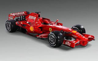 2008 Ferrari F1 -3