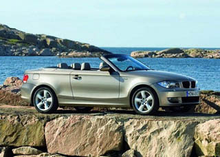 2008 BMW 128i Convertible -2