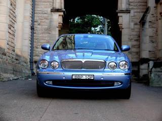 2008 Jaguar XJ6 D