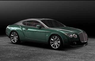2008 Bentley Zagato GTZ-2
