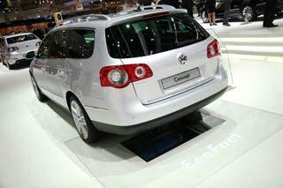 Volkswagen Passat Variant TSI EcoFuel-2