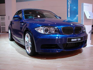 BMW 1 Series Coupé
