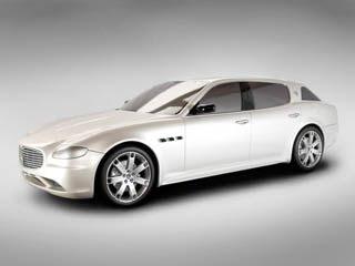 2008 Maserati Cinqueporte Concept