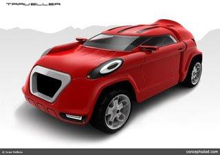 Porsche Traveller Concept