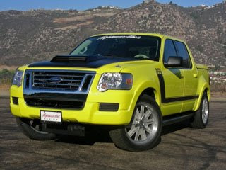 2007 Ford Super Trac