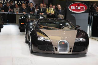 2009 Bugatti Veyron Fbr