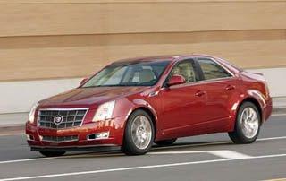 2008 Cadillac CTS V6 DI