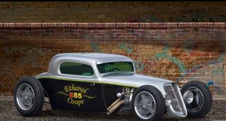 1934 Chevrolet Coupe E85