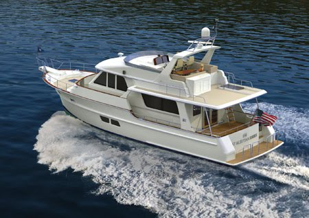 17.61m Grand Banks 53 Aleutian RP new boat image2