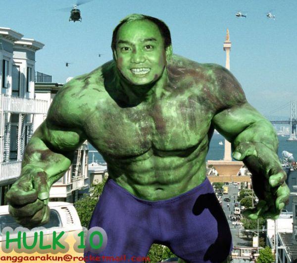 hulk Gagap!!!