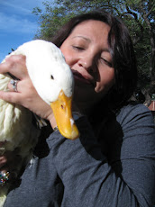 Me with a duck