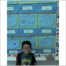 david in his kinder class