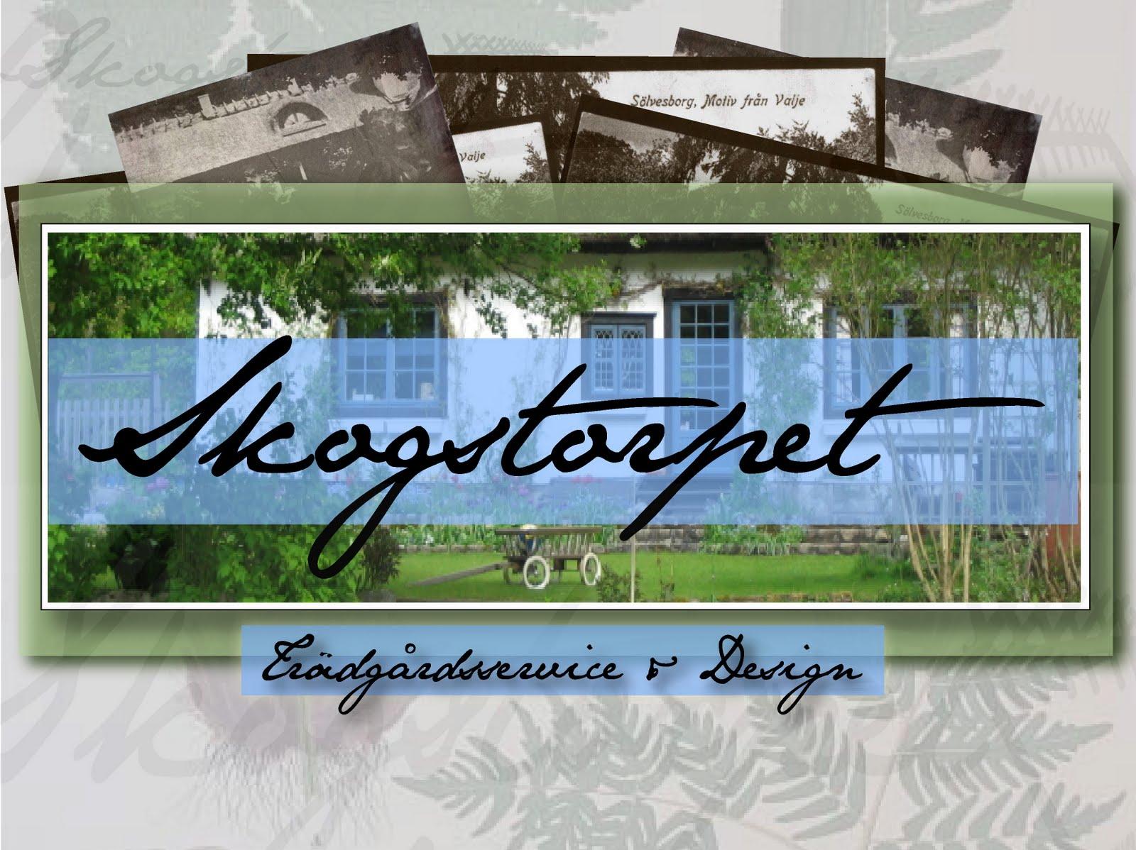 Skogstorpet Trädgårdsservice & Design