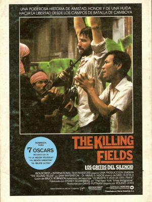 a review of the killing fields a drama film by roland joffe Compare prices and view trailer for the killing fields  and directed by roland joffe  enter your review of the killing fields [1984] we will post your review.