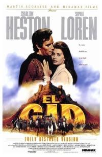 El Cid (1961) Poster