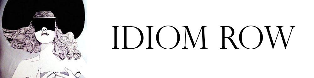Idiom Row