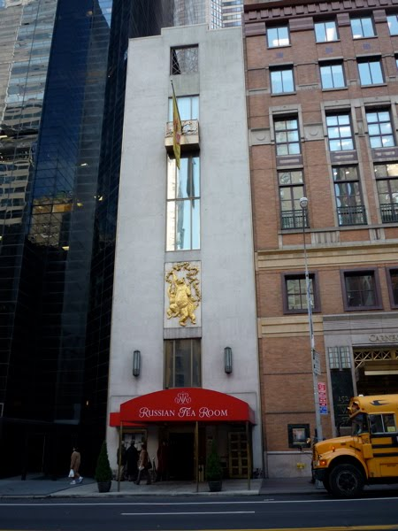 A Cultural Guide To West 57th Street  A Walk And A Map
