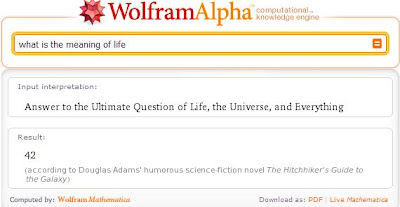 Wolfram|Alpha Computational Knowledge Engine - Click here.