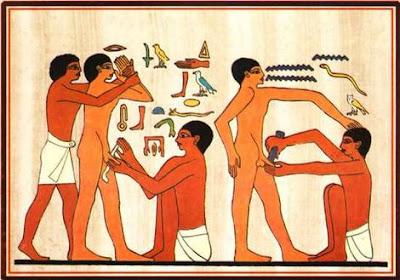 Pro Circumcision Egyptian Style