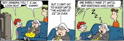 Lola dreams of OZ