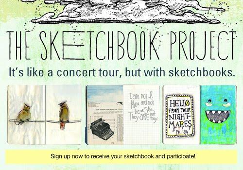 The Sketchbook Project  The+Sketchbook+Project+2011+SPREAD+image