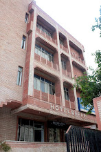 Notre maison à Agra