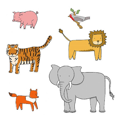 Animals llibre de text